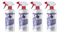 Spray & Stay - Packaing